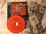 Aerosmith - Nine Lives, inserts and CD