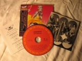 Aerosmith - Just Push Play, Inserts and CD