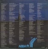Abba - The Album +1, inner sleeve back