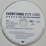Everything But The Girl - Baby The Stars Shine Bright, CD