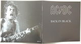 AC/DC - Back In Black, Booklet