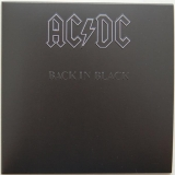 AC/DC - Back In Black, Front Cover