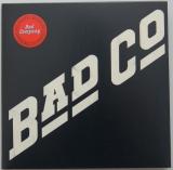 Bad Company - Bad Company, Front cover