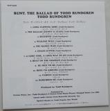 Rundgren, Todd - Runt: The Ballad of Todd Rundgren, Lyric book