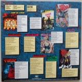 AC/DC - Ballbreaker, Back cover