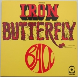 Iron Butterfly - Ball, Front Cover