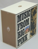 Band (The) - Music From Big Pink Box, Back Lateral View