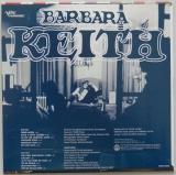 Keith, Barbara - Barbara Keith, Back cover