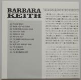 Keith, Barbara - Barbara Keith, Lyric book