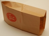 Jefferson Airplane - Bark, Open Bag logo side