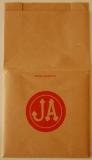 Jefferson Airplane - Bark, Bag logo side