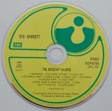 Barrett, Syd - Madcap Laughs, CD