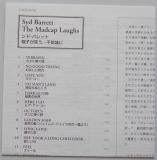 Barrett, Syd - Madcap Laughs, Lyric Book
