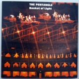 Pentangle (The) - Basket Of Light, Front cover