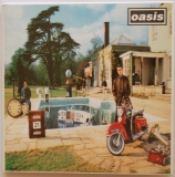 Oasis - Be Here Now, Front cover