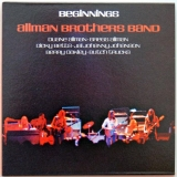 Allman Brothers Band (The) - Beginnings, Front cover