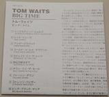 Waits, Tom - Big Time , Lyric book