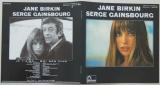 Gainsbourg, Serge + Jane Birkin - Jane Birkin et Serge Gainsbourg, Booklet