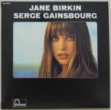 Gainsbourg, Serge + Jane Birkin - Jane Birkin et Serge Gainsbourg, Front Cover