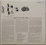 Davis, Miles - Birth Of The Cool, Back cover