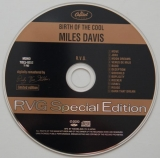 Davis, Miles - Birth Of The Cool, CD