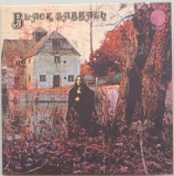 Black Sabbath - Black Sabbath, Front Cover