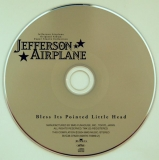 Jefferson Airplane - Bless Its Pointed Little Head +3, CD