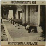 Jefferson Airplane - Bless Its Pointed Little Head +3, Front cover