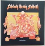 Black Sabbath - Sabbath Bloody Sabbath, Front Cover