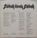 Black Sabbath - Sabbath Bloody Sabbath, Inner sleeve side B