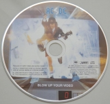 AC/DC - Blow Up Your Video, CD