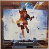 AC/DC - Blow Up Your Video, Front Cover