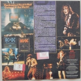 AC/DC - Blow Up Your Video, Inner sleeve side B