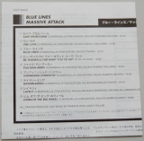 Massive Attack - Blue Lines, Lyric book