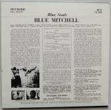 Mitchel, Blue - Blue Soul, Back cover