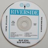 Mitchel, Blue - Blue Soul, CD