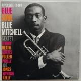 Mitchel, Blue - Blue Soul, Front Cover