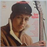 Dylan, Bob - Bob Dylan, Front cover