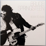 Springsteen, Bruce - Born To Run, Front cover