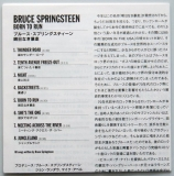 Springsteen, Bruce - Born To Run, Lyric book