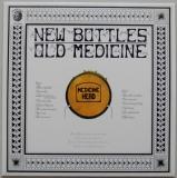 Medicine Head - New Bottles Old Medicine, Front Cover