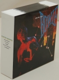 Bowie, David - Let's Dance Box and Promo Obis, Front Lateral View