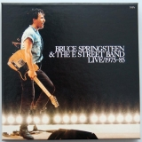 Springsteen, Bruce - Live 1975-85, Front of the box