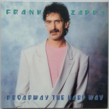 Zappa, Frank - Broadway The Hard Way, Front Cover