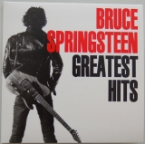 Springsteen, Bruce - Greatest Hits, Front Cover