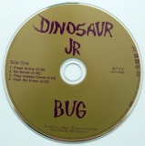 Dinosaur Jr. - Bug, CD