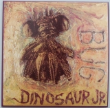 Dinosaur Jr. - Bug, Front cover