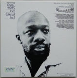 Hayes, Isaac - Hot Buttered Soul, Back cover