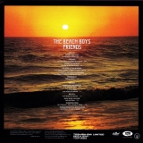 Beach Boys (The) : Friends : Back cover wo/Obi