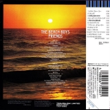 Beach Boys (The) : Friends : Back cover w/Obi